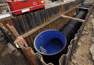 Research proves plastic pipes can benefit the below-ground network