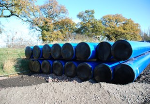Specifications for polyethylene pipe and fittings for water supply, drainage and sewerage under pressure v3