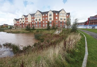 Expansion of SuDS schemes will help alleviate flooding events
